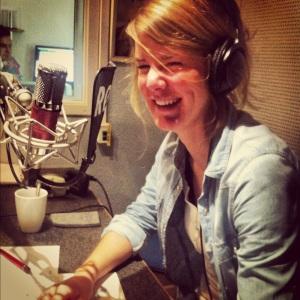 Katharina recording